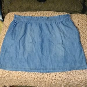 Universal Thread Skirt with Pockets